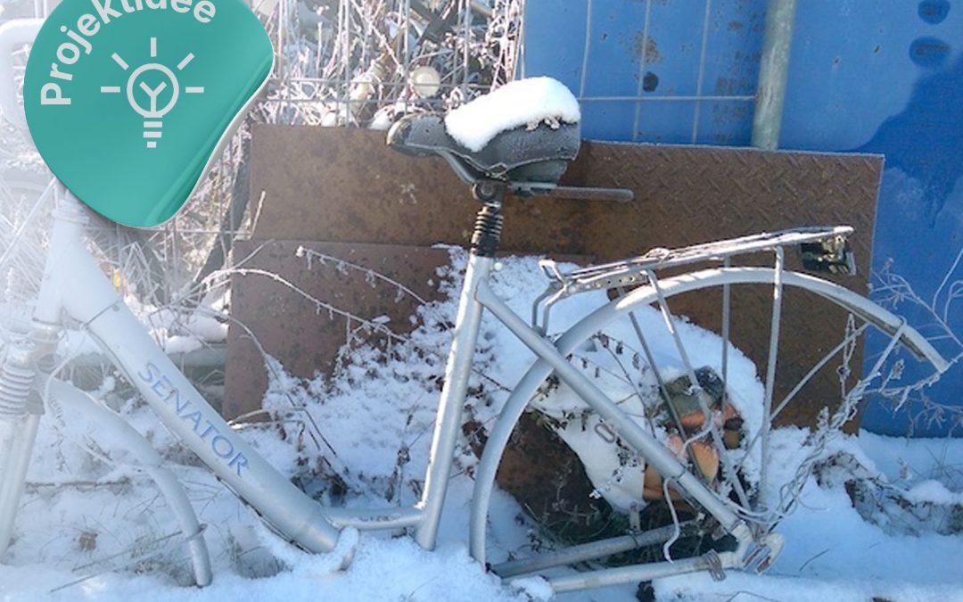 Reparatur (Gäste)fahrräder