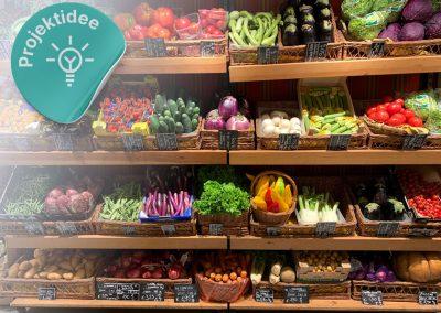 Vermarktung regionaler nachhaltiger Lebensmittel