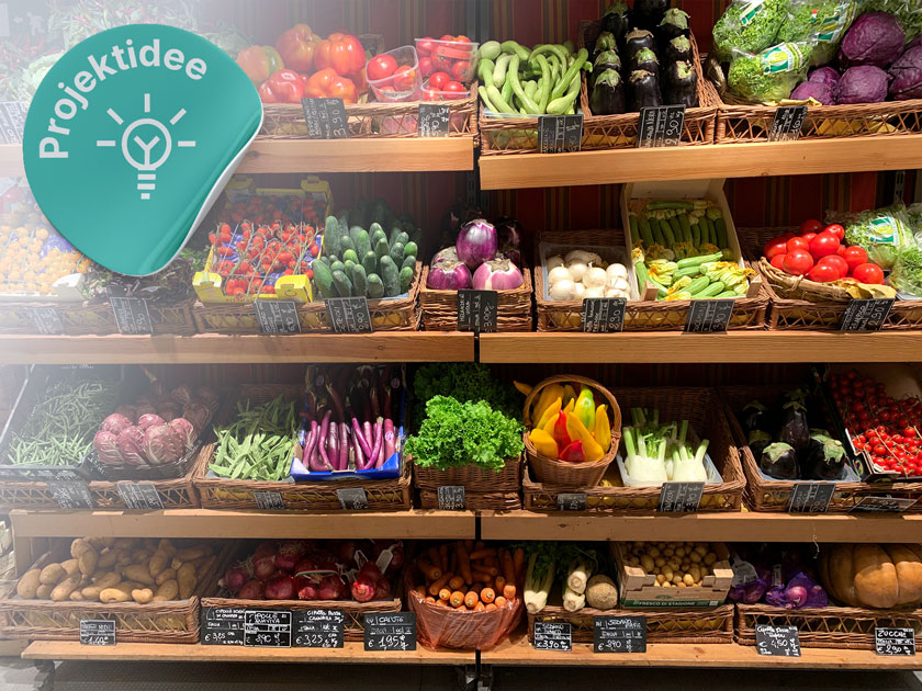 Vermarktung regionaler Lebensmittel