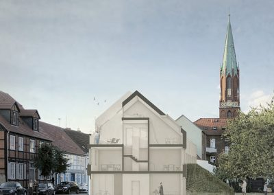 Baugemeinschaft Burgstraße Wittenberge